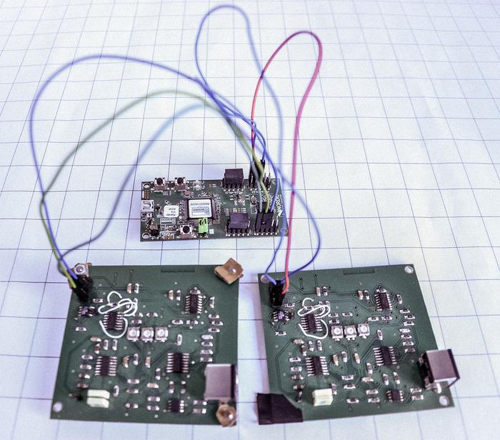 PCB version 1.0