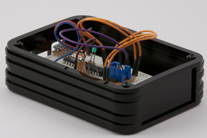 SCAM with breadboard