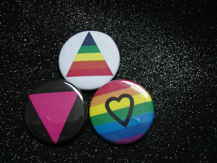 Digital Download of the film and one LGBTQ button - $25
