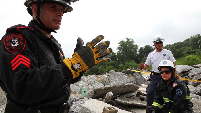 K9 Disaster Training
