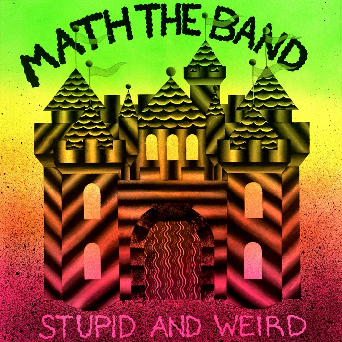 """""""Stupid and Weird"""" Front cover"""