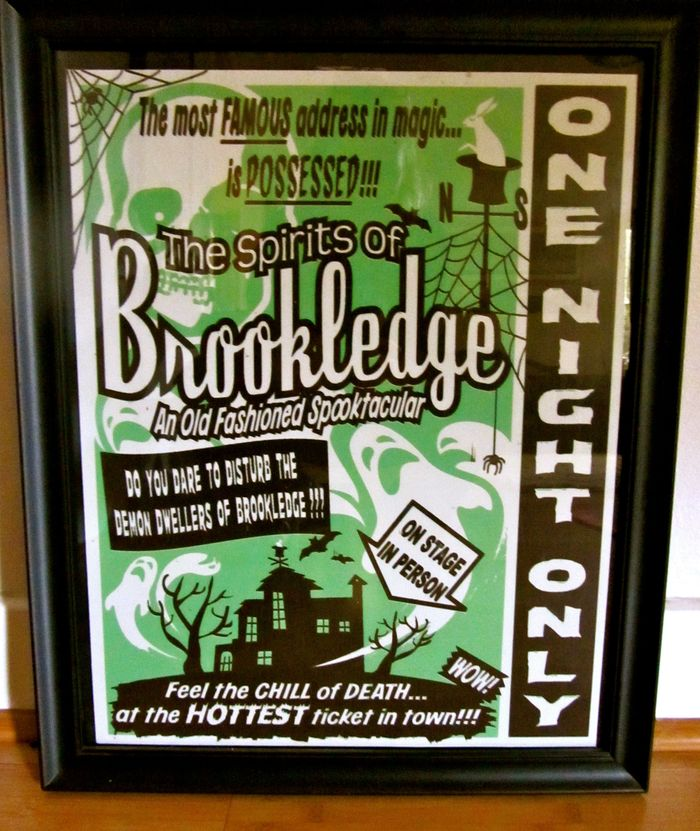 Brookledge Spookshow 2010