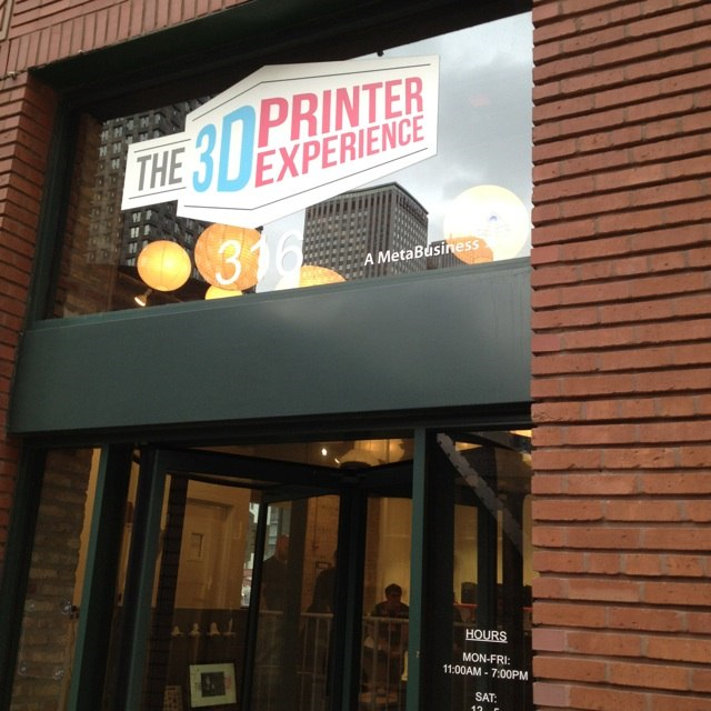 3D Printer Experience Chicago