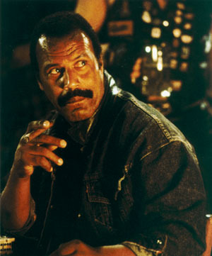 "Fred Williamson (M.A.S.H. Starsky and Hutch, Black Caesar) as ""Ham"""