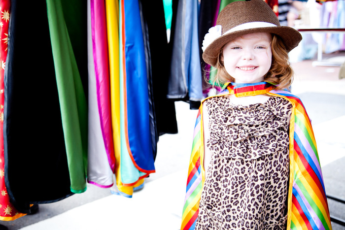 found this fashionista at Big Love in downtown Asheville