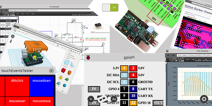 dizmo: cool tools for makers