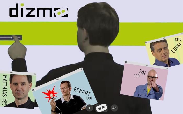 dizmo core management team