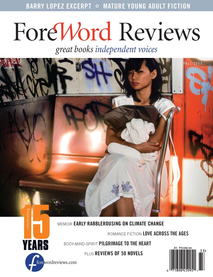 Cover Image of the Fall issue of Foreword Reviews