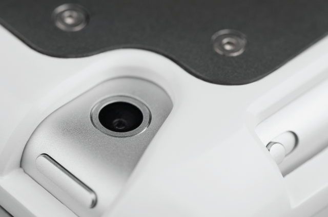Precision Designed Button & Camera Features