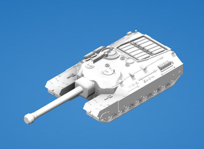 Allied T-28 Super Havy Tank