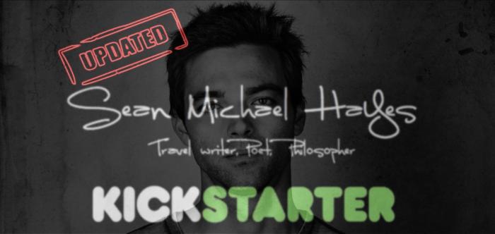 Kickstart my Writing Career Three Books, One Deadline by Sean Michael Hayes