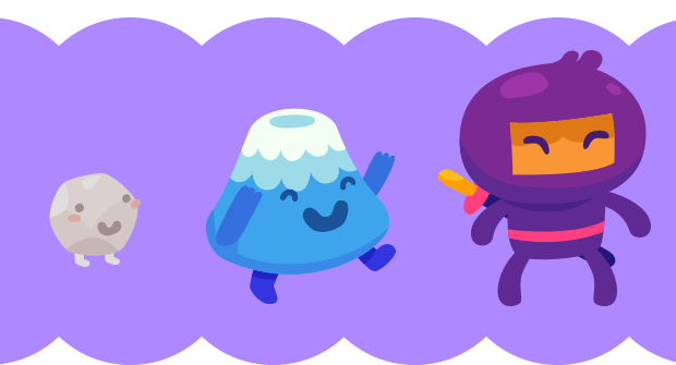 Peb, Fuji, and Fu