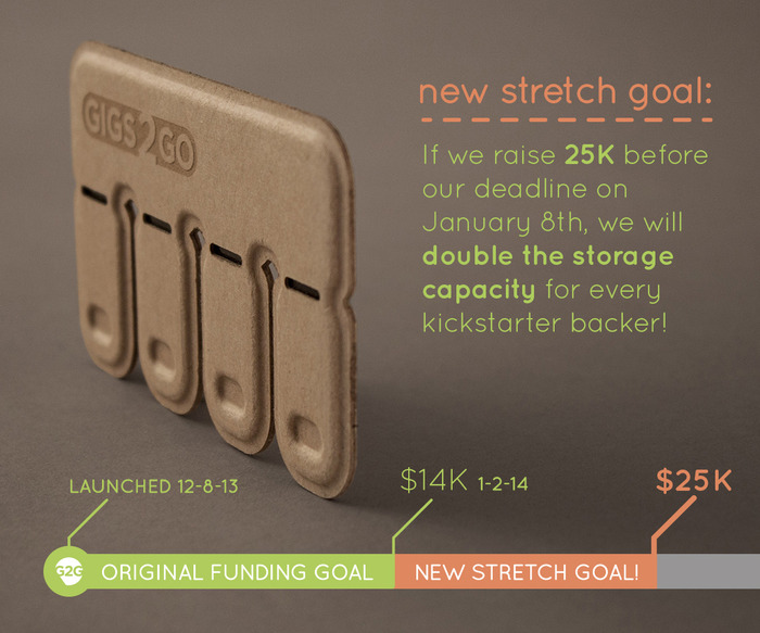 New $25k stretch goal!