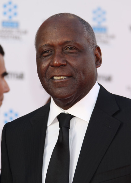 "Richard Roundtree (Shaft, Speed Racer, Seven) as ""Tree"""