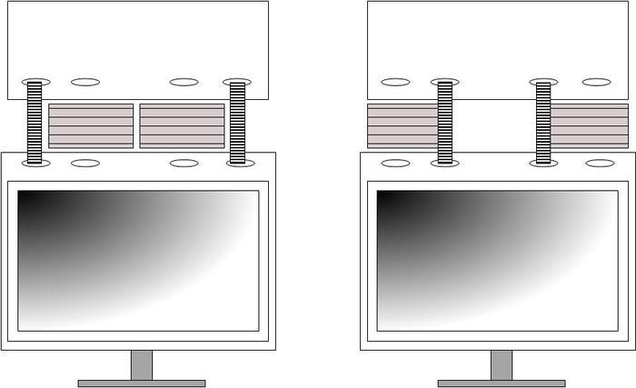 Initial Hanger/Case/Shelf Concept Drawing