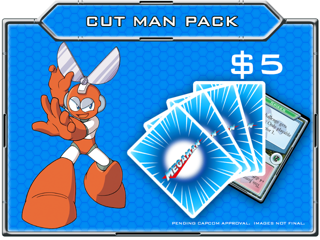 """North America Only. International backers may purchase card packs by pledging for the """"Boss Card Pack"""" instead"""