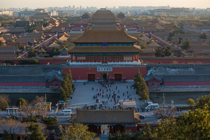 """The Forbidden City - 20""""x30"""" & 40""""x60"""" - Editions of 8"""