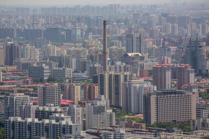 "Beijing Smokestack - 20""x30"" & 40""x60"" - Editions of 8"