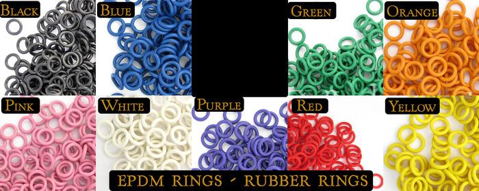 EPDM (Rubber Rings)