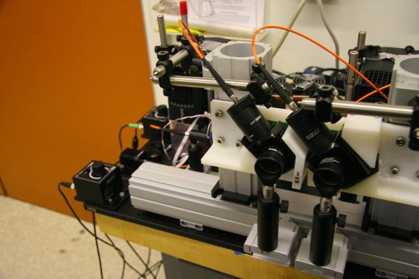Avegant's Technology Demonstration Unit, Complete January 2013