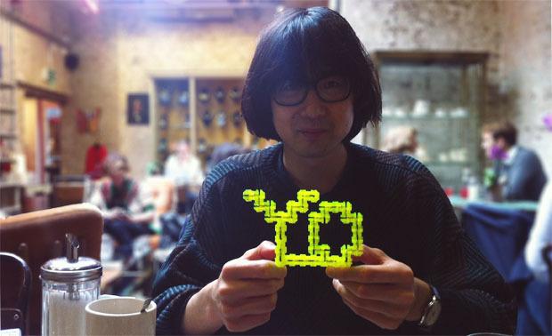 """Yo"" or ""Oy"" - by Snaak Superstar Yo Zushi"