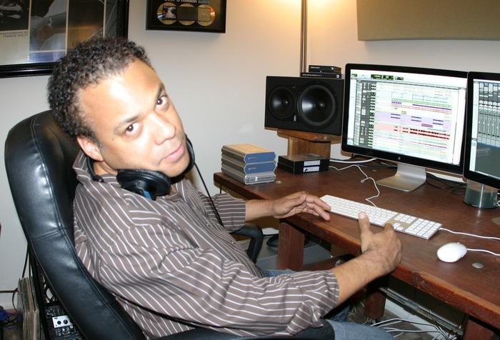 Producer Darryl Swann
