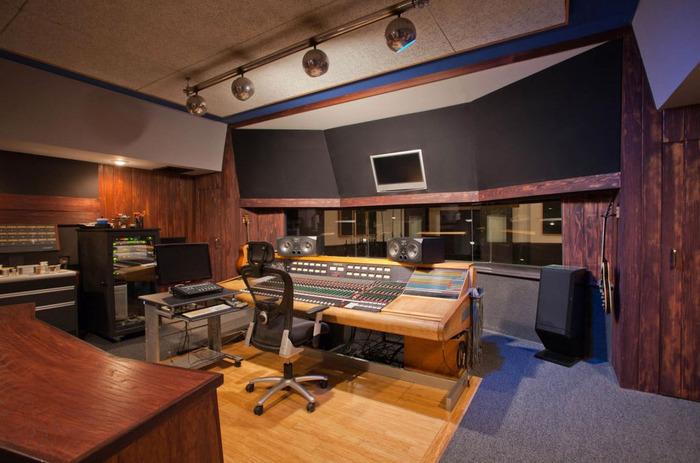 Clear Lake Recording Studios - Control Room A