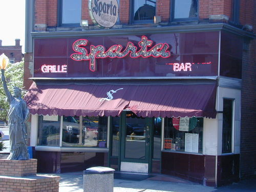 The Sparta Restaurant and Coffeeshop