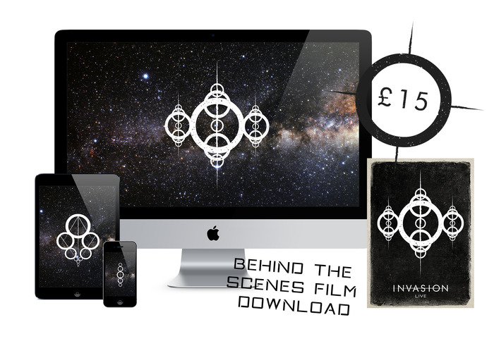 £15 - BEHIND THE SCENES PACKAGE - Digital wallpapers, your name credited in the production, behind the scenes short film download, a high-resolution digital poster for printing.