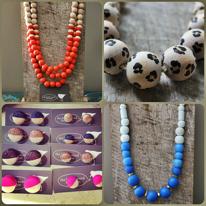 Birds Word Boutique by Heather Albro- Previous Whetherman Live Artist