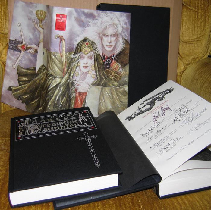 Dreamthief's Daughter Ltd. Edition
