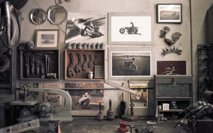Shinya's workshop