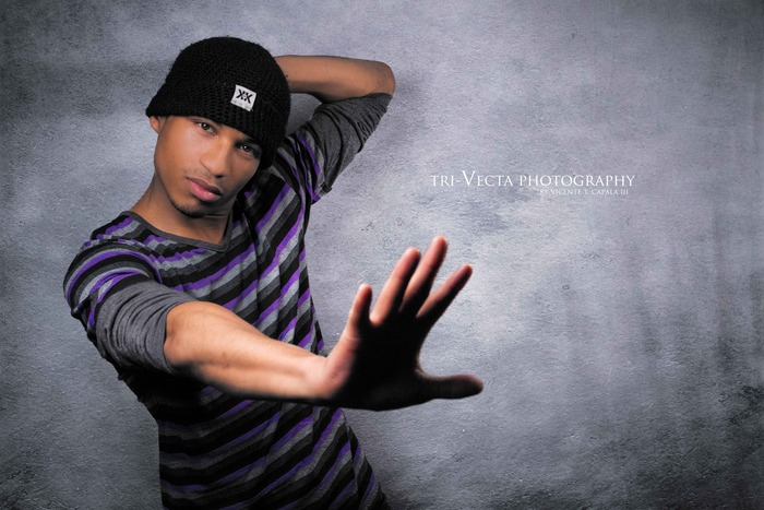 Gabe Harvey, Owner and Artistic Director of Underground Dance Company