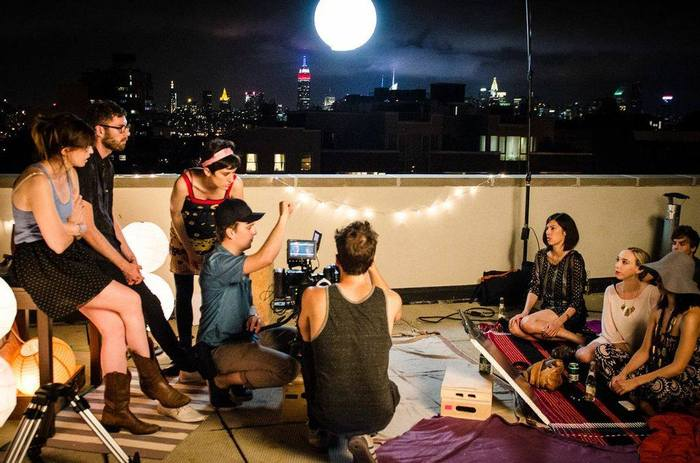 The Magical Moonlit Experience of Making Fort Tilden