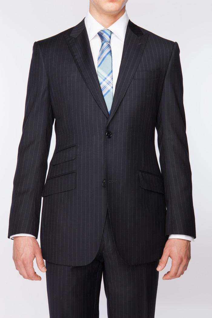 Front of Suit