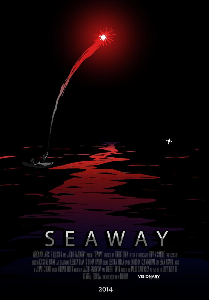 Seaway, 2014 Poster Design A