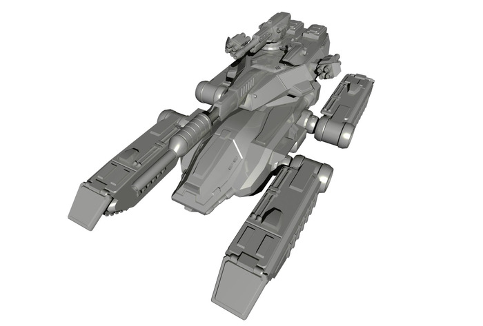 Combination with Goliath and Orthrus parts