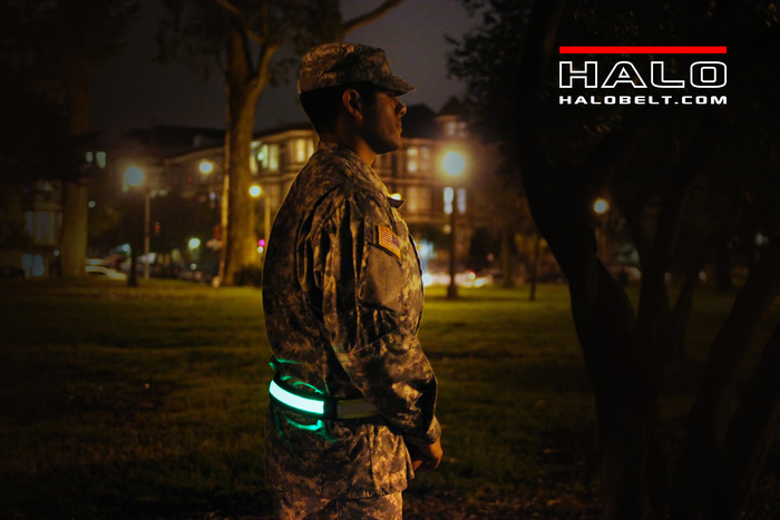Halo Belt 2.0 - Military and Law Enforcement