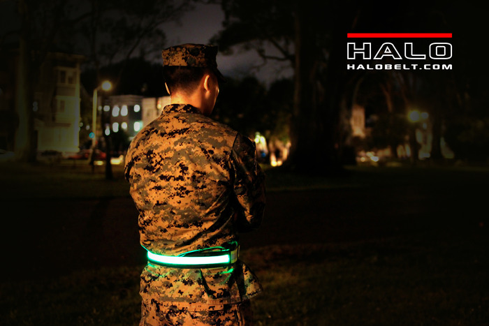 Halo Belt 2.0 Military and Law Enforcement