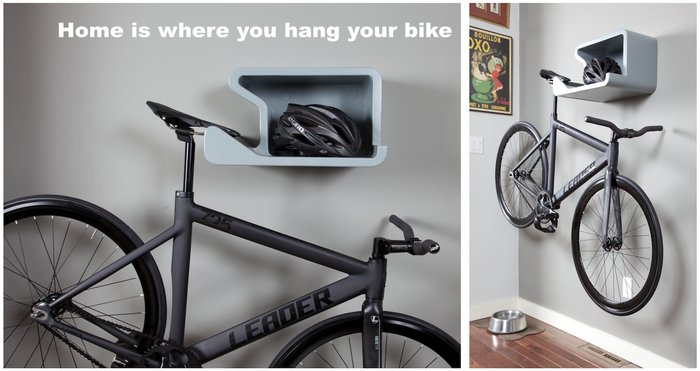 The new home decor - bicycles