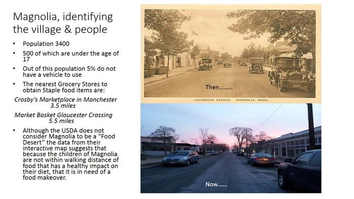 Lexington Ave Then & Now