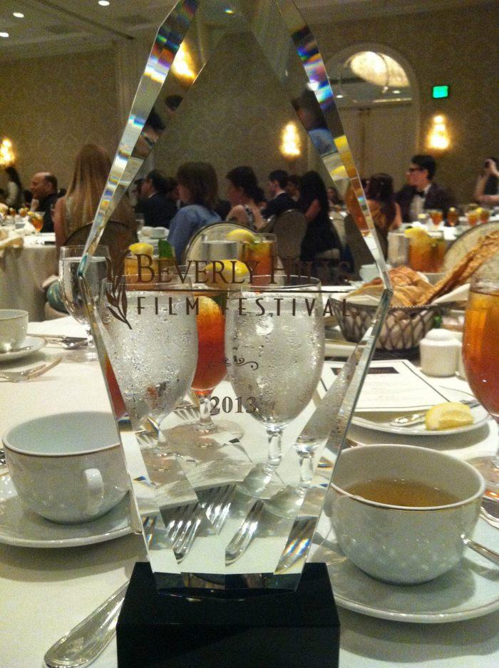 Beverly Hills Film Festival 'Golden Palm Award'