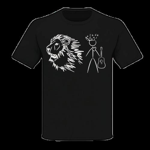 Ran & Dam Logo T-shirt
