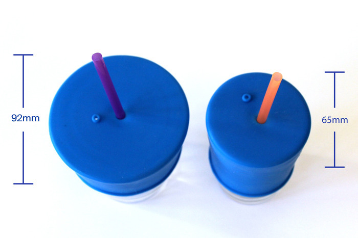 Fits all size cups from the largest to the smallest.