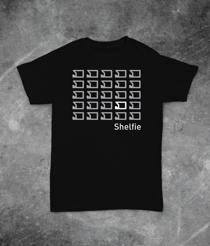 """Space Invader"" T-Shirt"