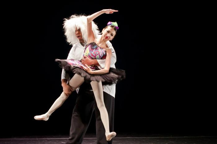 The Doll Dance from Nutcracker with Mike Supreme and Miku Kawamura