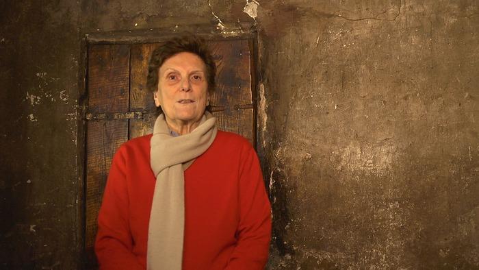 "Liliana Cavani, director ""Francesco"", 1989"