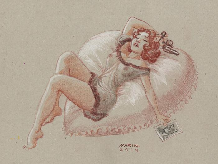 Artwork by Marini (for Reward)