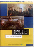 """DVD of the film """"Brother Sun, Sister Moon"""", directed by Franco Zeffirelli"""
