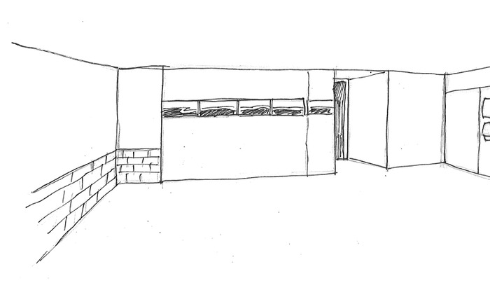 Step 2 - Basic sketch